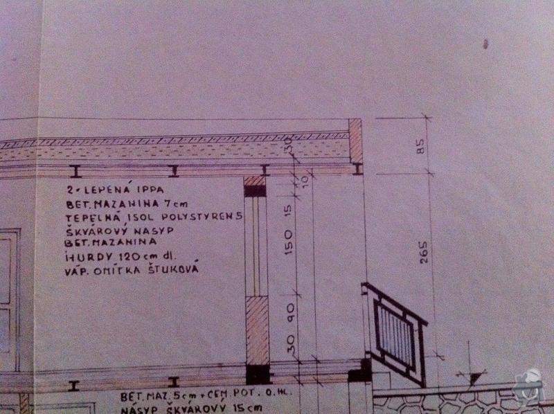 Izolace ploché střechy: IMG_2383