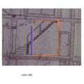Delici stenu pricku prusvitna nepruhledna s integrovanymi dve pricka 02