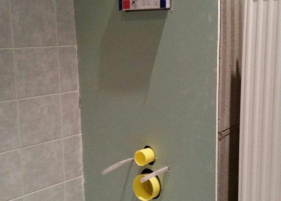Obložení WC