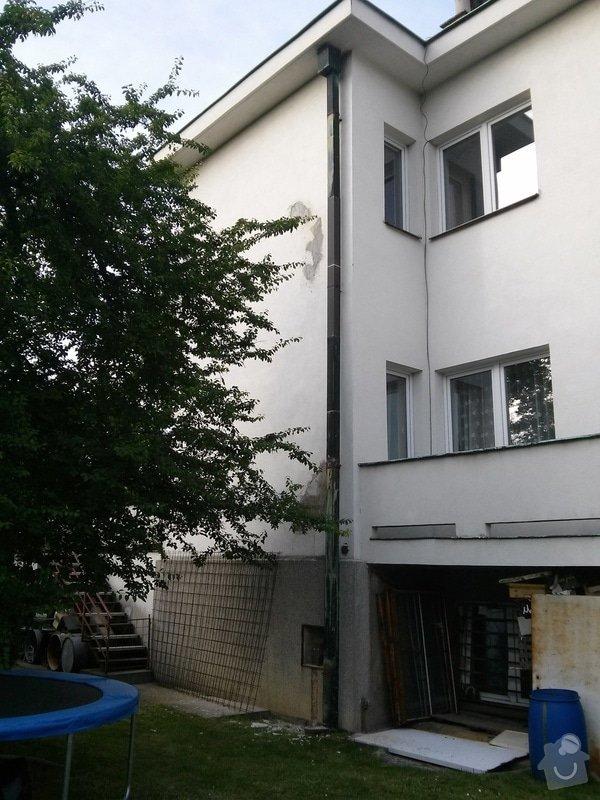 Oprava fasády RD: CAM00717