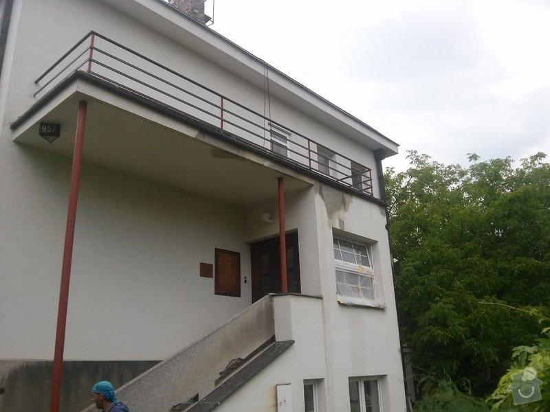 Oprava fasády RD: CAM00723
