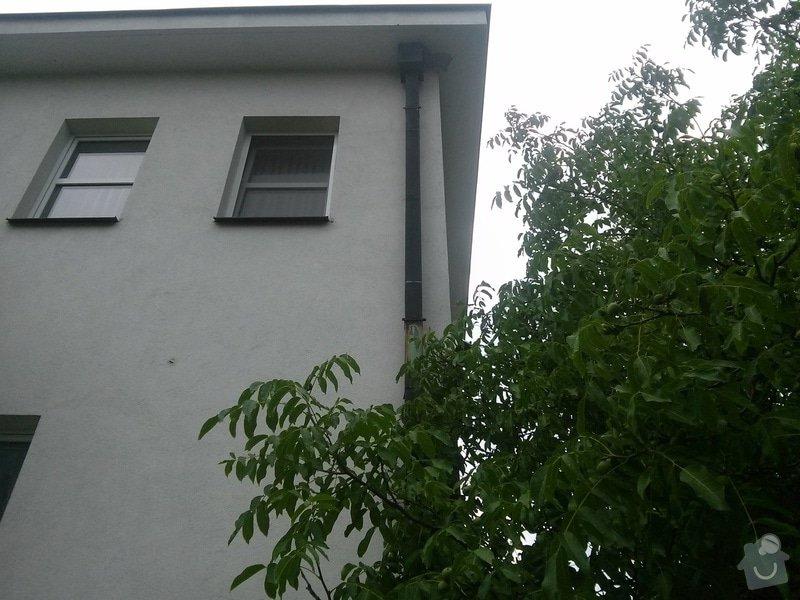 Oprava fasády RD: CAM00726