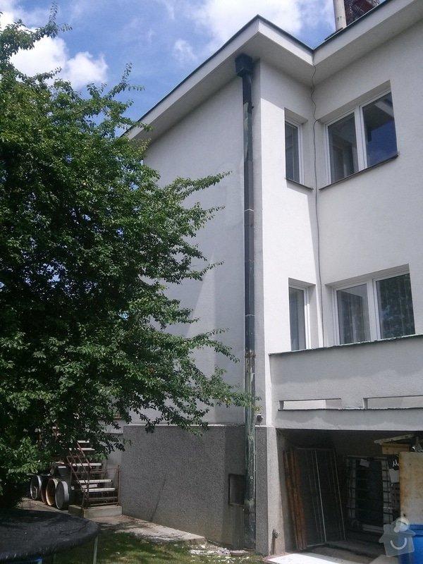 Oprava fasády RD: CAM00728