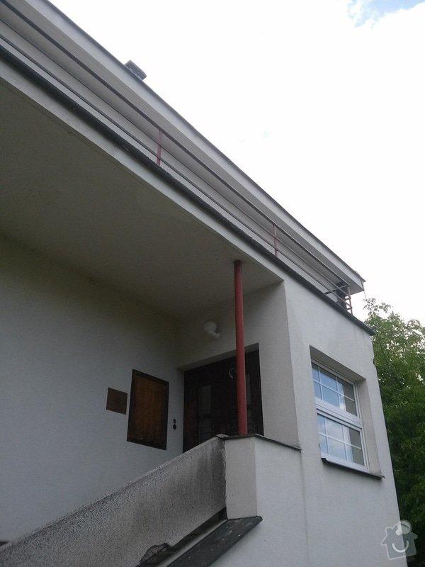 Oprava fasády RD: reference1