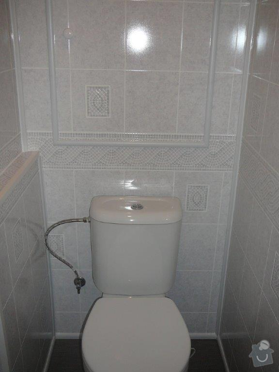 Rekonstrukce umakartové koupelny a WC: P1130188
