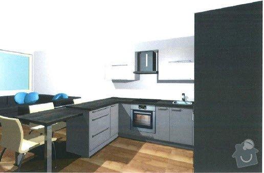 Kuchyňská linka: 04