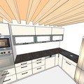 Nova kuchyn view 2