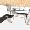 Nova kuchyn view 1