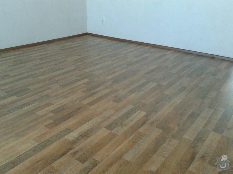 Výměná staré podlahy (skládané parkety) za plovoucí podlahu: 20140718_125658