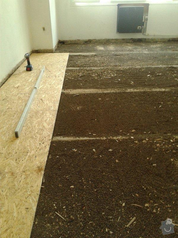 Renovace a pokládka nových parket, 2 pokoje, 60m2: 20140527_122547