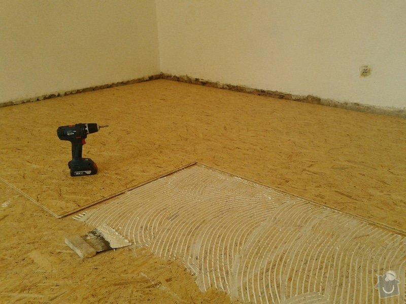Renovace a pokládka nových parket, 2 pokoje, 60m2: 20140527_153301