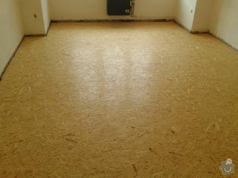 Renovace a pokládka nových parket, 2 pokoje, 60m2: 20140527_171145