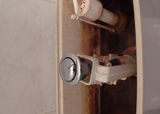 Oprava/výměna splachovacího zařízeni WC