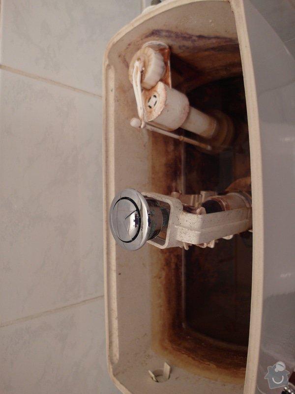 Oprava/výměna splachovacího zařízeni WC: SAM_0388