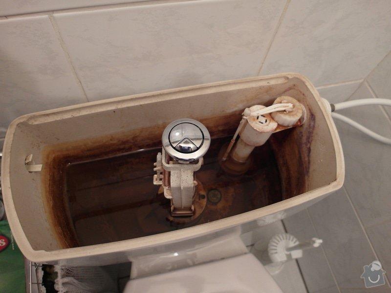 Oprava/výměna splachovacího zařízeni WC: SAM_0393