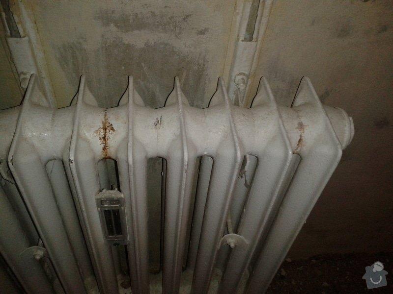 Výměna radiátoru: 20140728_232253