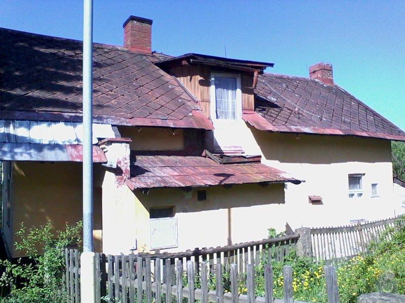 Zabezpečení střechy proti tečení před budoucí rekonstrukcí střechy: Kokonin