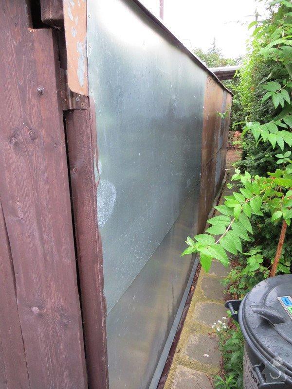 Nátěr kovových prvků na domě: IMG_3467