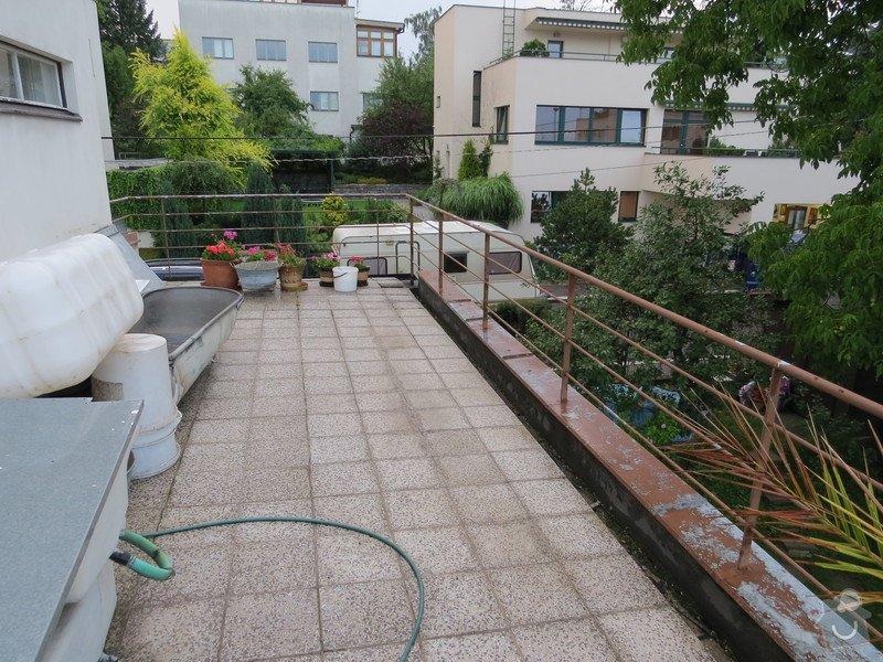Nátěr kovových prvků na domě: IMG_3469
