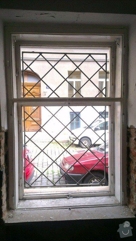 Renovace/tvorba špaletových oken: IMAG2133