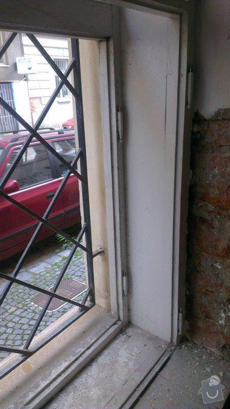 Renovace/tvorba špaletových oken: IMAG2134