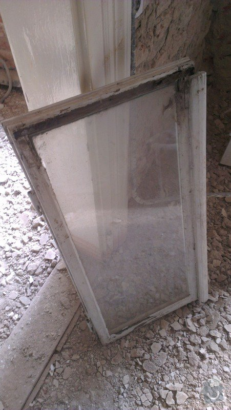 Renovace/tvorba špaletových oken: IMAG2137