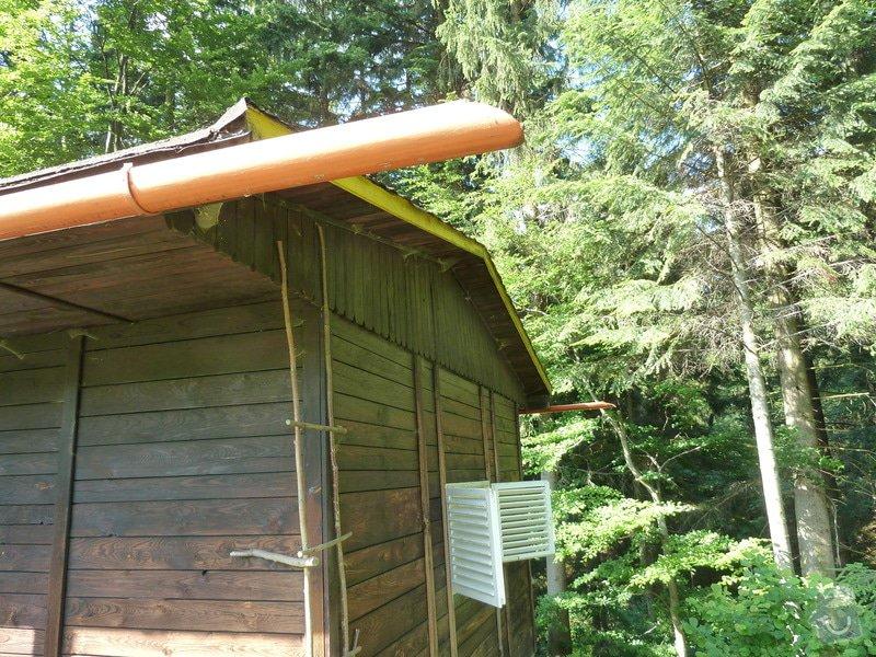 Oprava střechy chaty - do 60 m2: P1030368