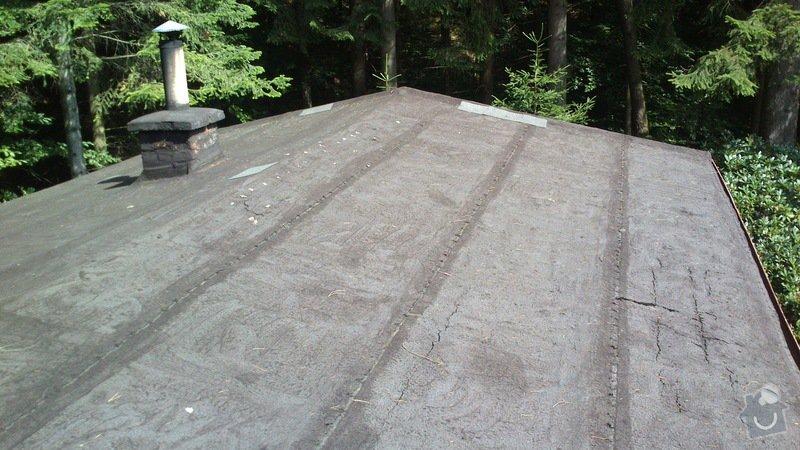 Oprava střechy chaty - do 60 m2: DSC_0124
