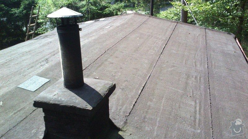 Oprava střechy chaty - do 60 m2: DSC_0127