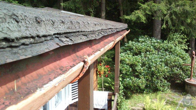 Oprava střechy chaty - do 60 m2: DSC_0133