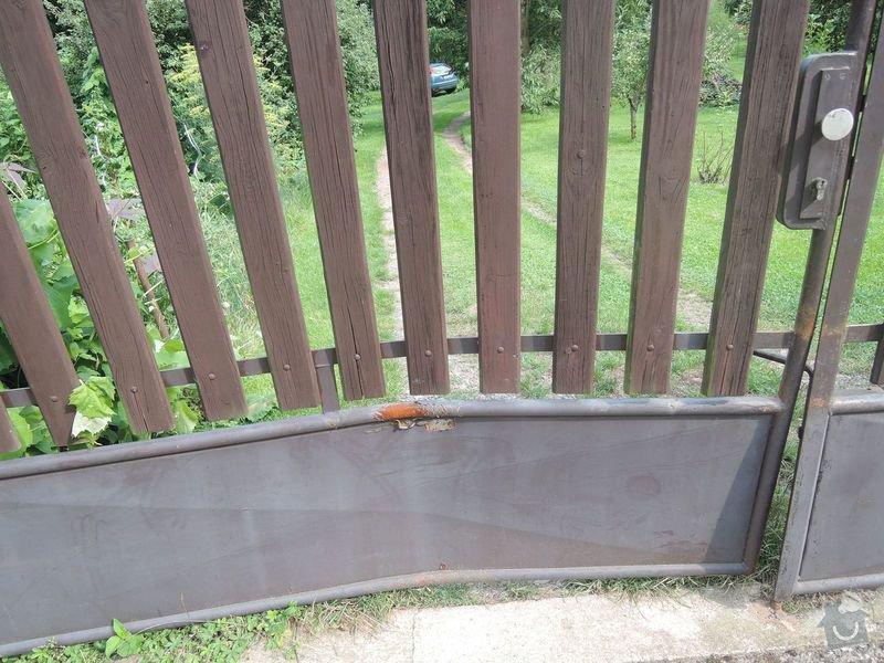 Automatická brána: Brana_2