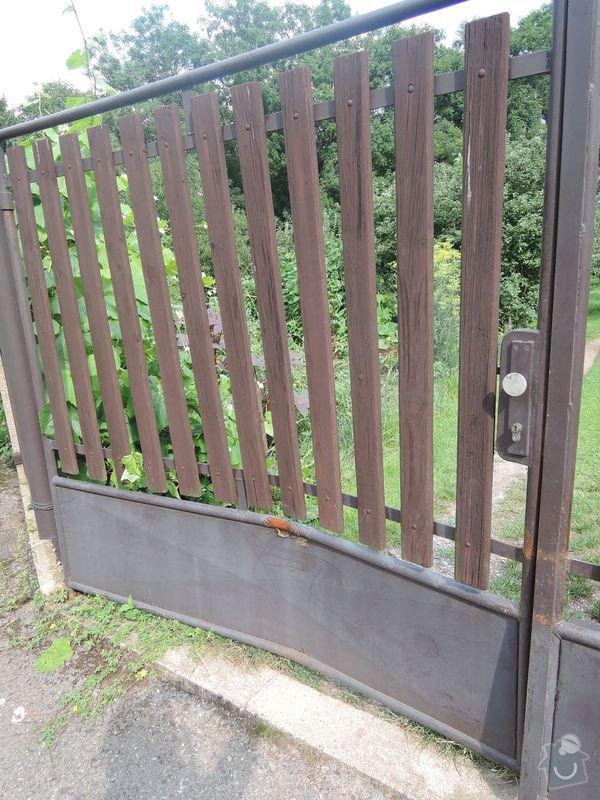 Automatická brána: Brana_3