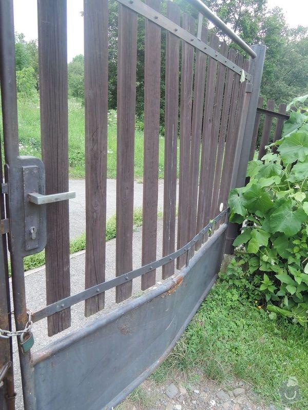 Automatická brána: Brana_4
