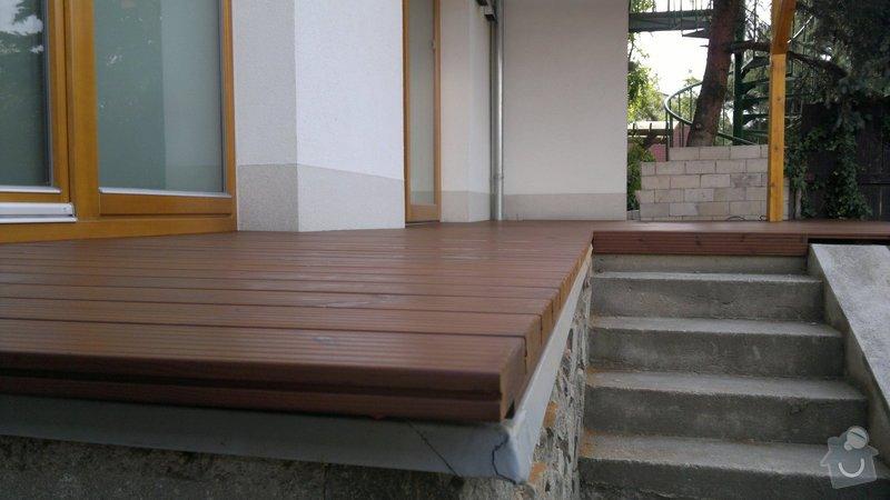 Dřevěná terasa: 2014-06-17-070