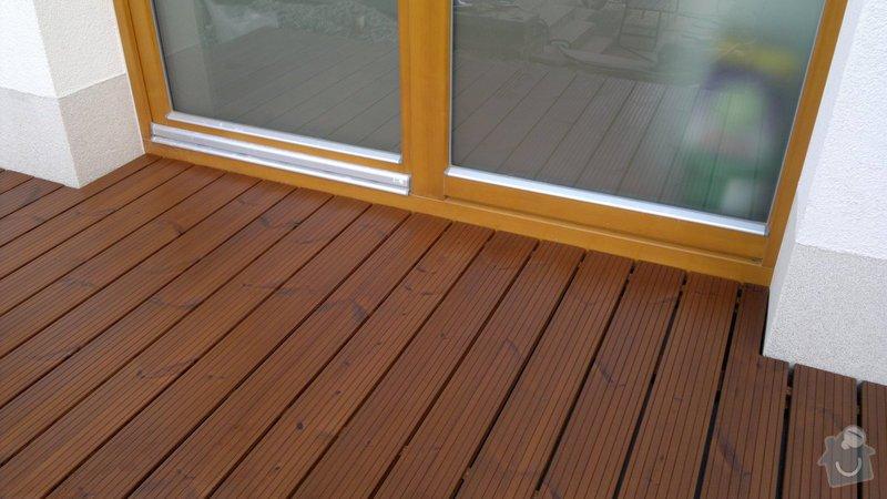 Dřevěná terasa: 2014-06-17-075
