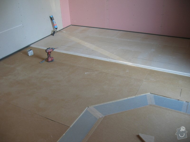 Montáž podlah pasivní dům: IMG_7324