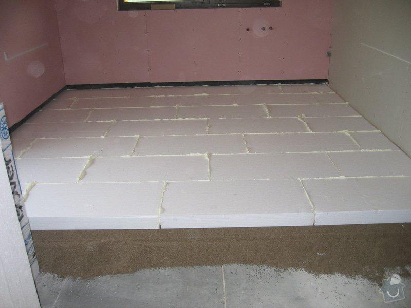 Montáž podlah pasivní dům: IMG_7288