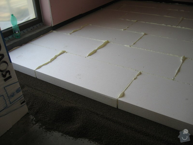 Montáž podlah pasivní dům: IMG_7291