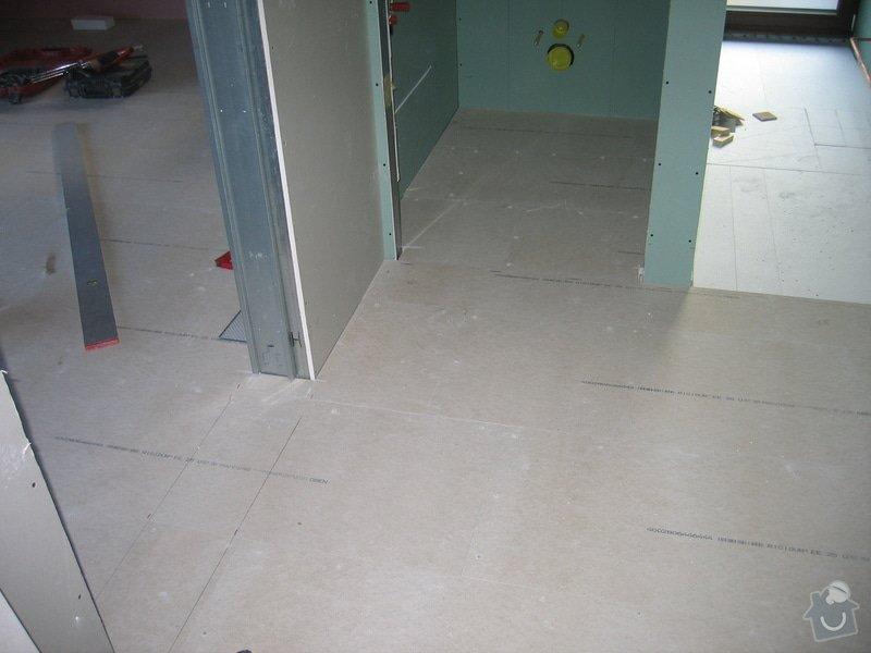 Montáž podlah pasivní dům: IMG_7359