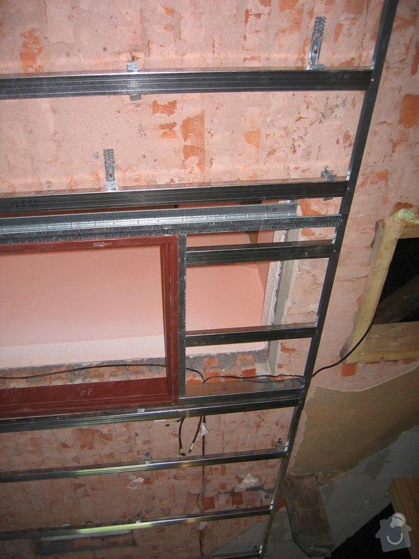Sádrokartony,zateplení,střešní okna: IMG_7445