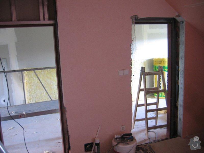 Sádrokartony,zateplení,střešní okna: IMG_7457