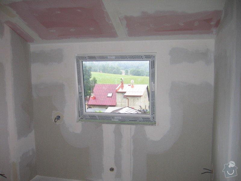 Sádrokartony,zateplení,střešní okna: IMG_7514
