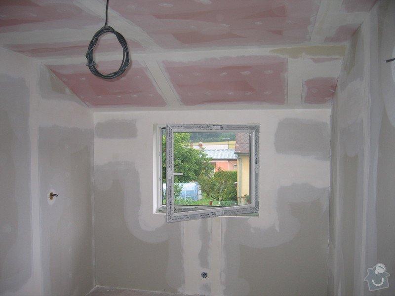 Sádrokartony,zateplení,střešní okna: IMG_7516