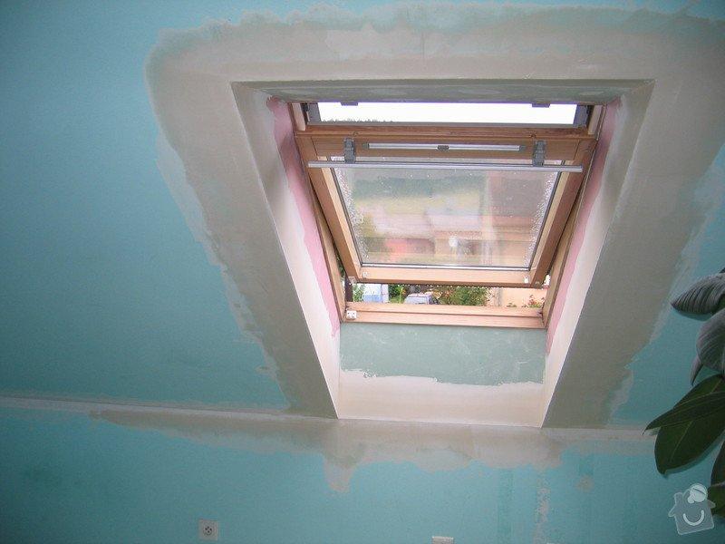 Sádrokartony,zateplení,střešní okna: IMG_7518