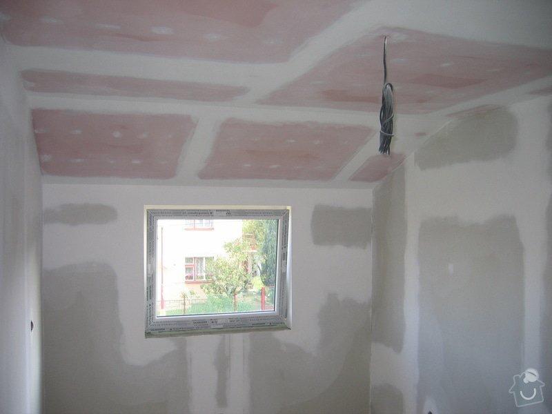 Sádrokartony,zateplení,střešní okna: IMG_7545