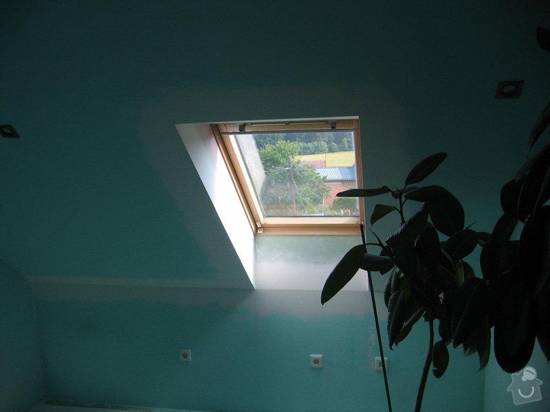 Sádrokartony,zateplení,střešní okna: IMG_7548