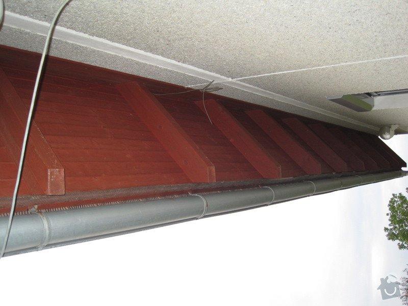 Nátěr podstřešní dřevěné konstrukce: IMG_0710