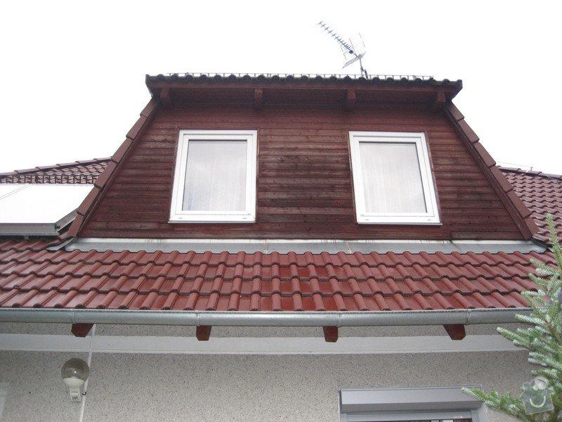 Nátěr podstřešní dřevěné konstrukce: IMG_0711