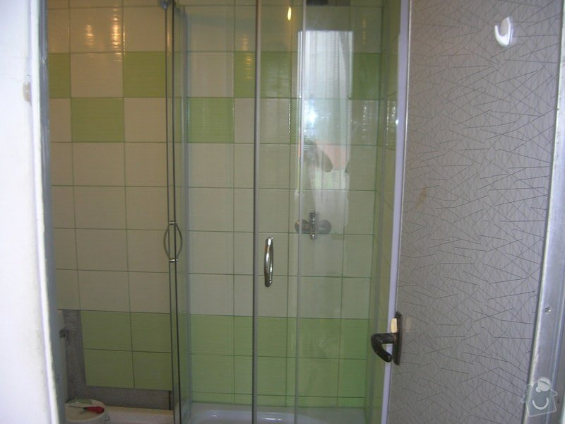 Rekonstrukce koupelny Hrádek u Rokycan: DSCN7024