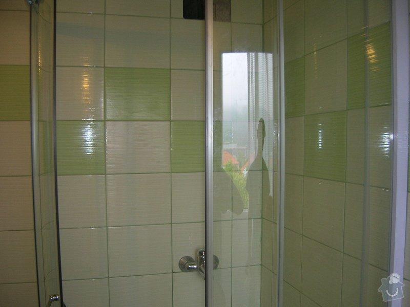 Rekonstrukce koupelny Hrádek u Rokycan: DSCN7026
